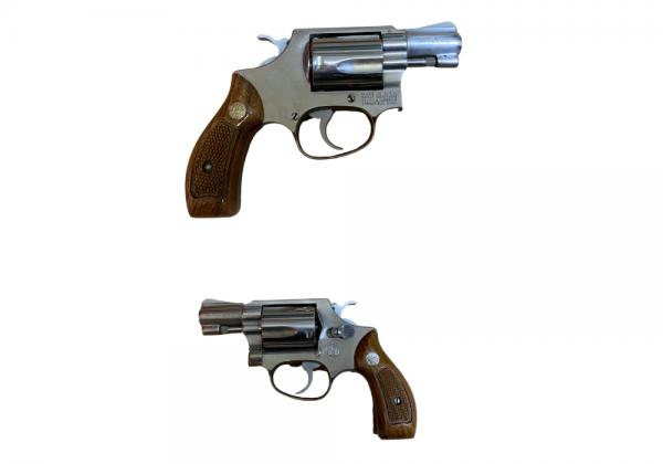 Revolver Smith & Wesson Kal. 38Special