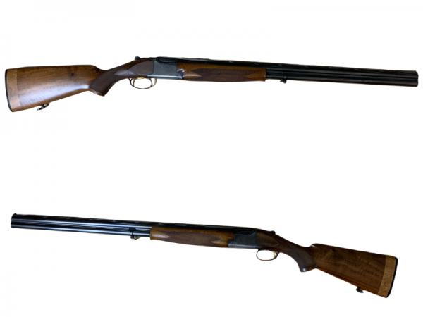 Bockdoppelflinte FN B25 Kal. 12/70