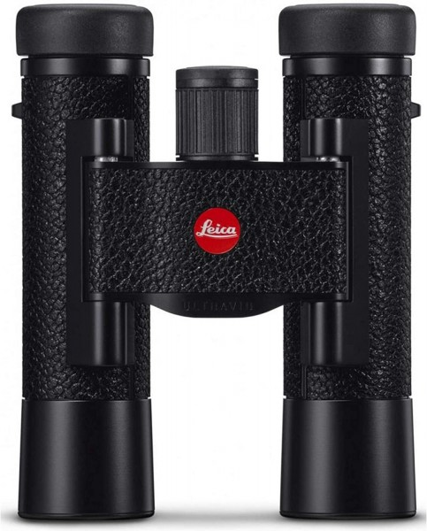 Leica ULTRAVID 10x25 beledert, schwarz Kompaktfernglas