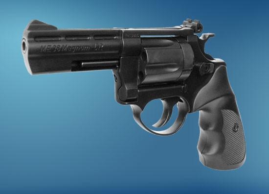 Revolver Kleinkaliber, ME 38 Magnum-6R, Kal. 6 mm ME-Flobert short