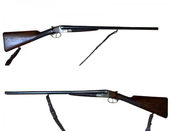 Doppelflinte Ory & Duquenne Kal. 12/70