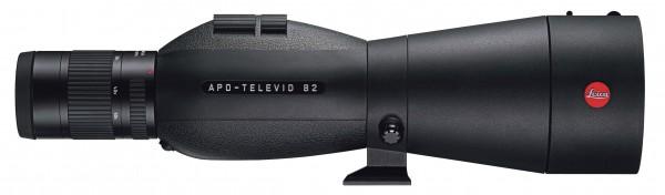 Leica APO-TELEVID 82, Geradeinblick