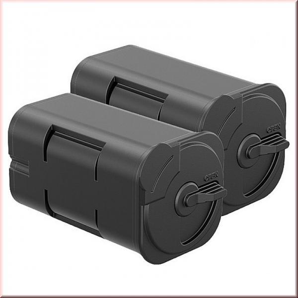 Pulsar DNV Batterie Doppel Pack