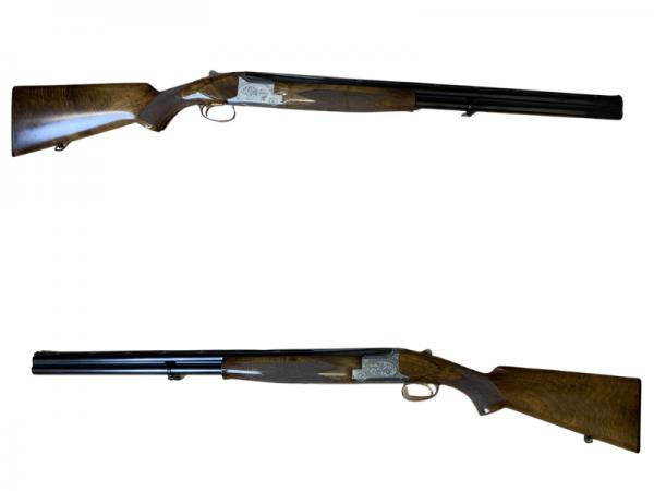 Bockdoppelflinte FN Browning 26 Kaliber 12/70