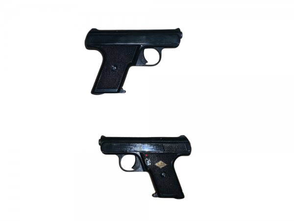 Perfecta -Pistole Mod 50 Kal.4mm M20
