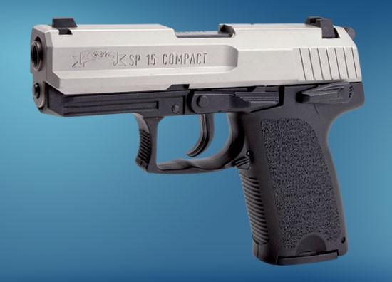 IWG SP 15 Compact, Kal. 9 mm P.A. Knall