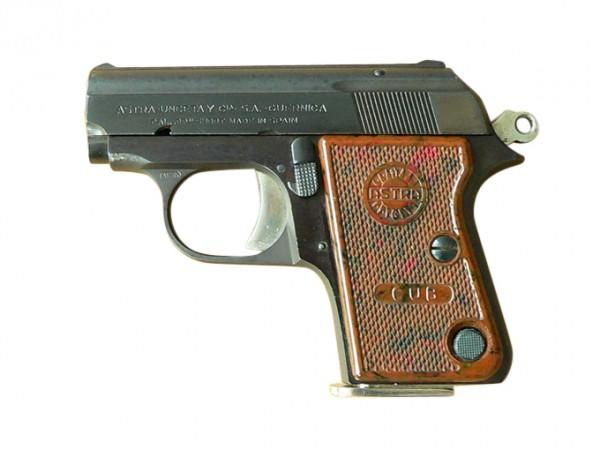 Pistole Astra CUB Kal. 22 Kurz