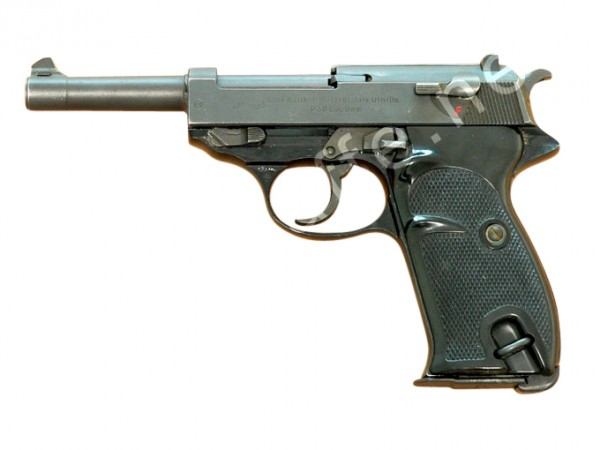 Pistole Walther P38, Kal. 9mm Para