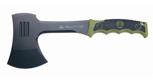 PUMA XP packable hatchet