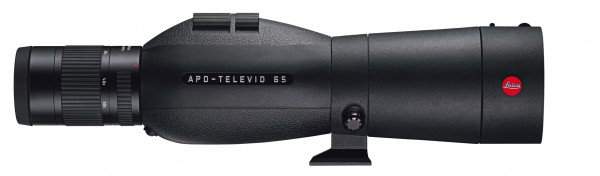 Leica APO-TELEVID 65, Geradeinblick