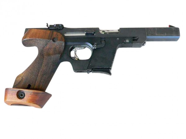 Pistole Walther GSP, Kal. .22 lfB