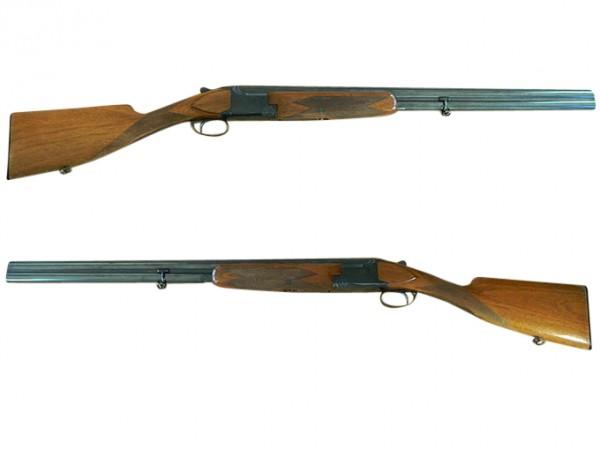 Bockdoppelflinte FN B25, Kal. 12/70