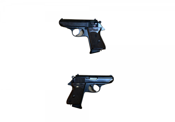 Pistole Walther PPK Kal. 7,65mm