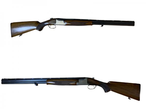 Bockdoppelflinte FN B25