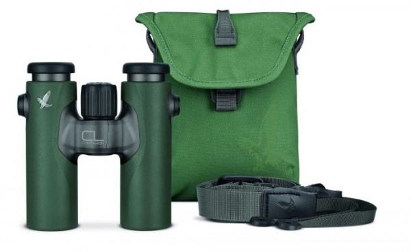 Swarovski CL Companion 10x30 B grün + UJ Urban Jungle Zubehörpaket