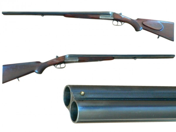 DoppelflinteSimson Suhl Modell 35/70, Kal. 16/70