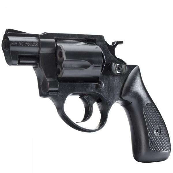 ME 38 Pocket, Kal. .380 / 9 mm R Knall, schwarz brüniert