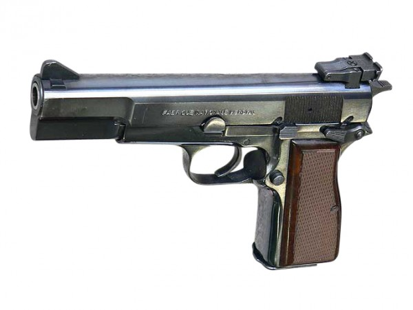 Pistole Browning HP, Kal. 9 mm Para