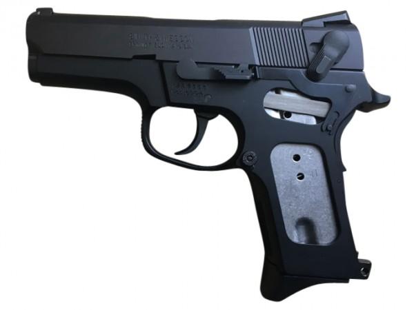 Pistole S&W Mod 6904 als Ersatzteilspender