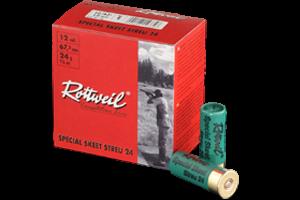ROTTWEIL 12/67 Special Skeet Streu 2,0 mm 24g 250 Schuss