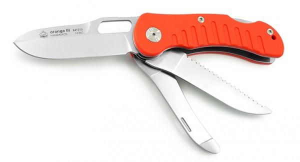 PUMA IP jagdtaschenmesser orange III