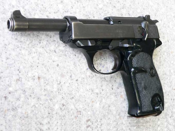 Pistole Walther P38 Kal. .9 mm Para