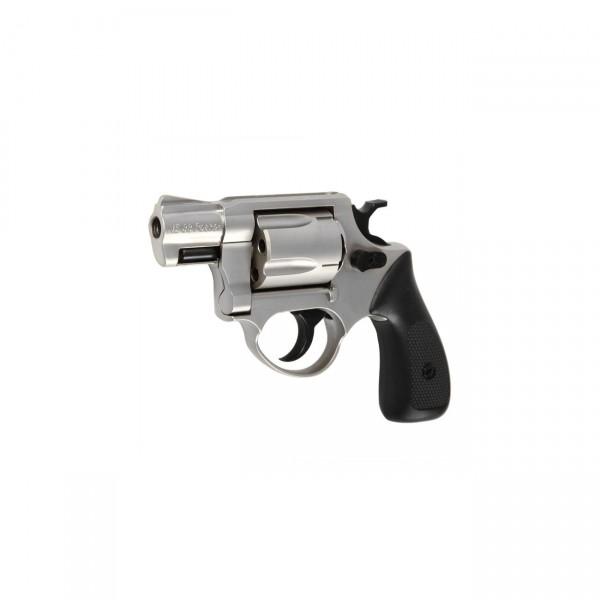 ME 38 Pocket, Kal. .380 / 9 mm R Knall, nickel