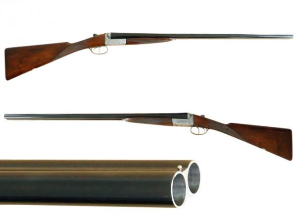 Doppelflinte Webley & Scott, Kal. 12/65