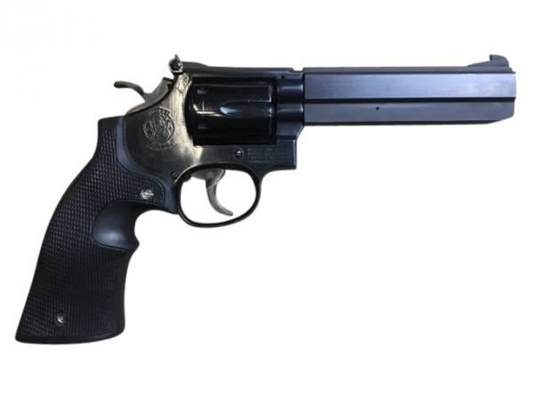 Revolver Smith & Wesson M19, Kal. .357 Mag.