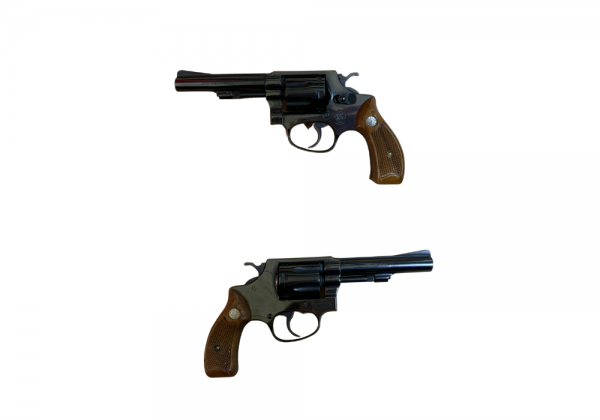 Revolver Smith & Wesson Kal. 32 S&W long