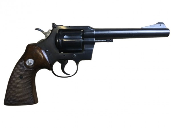 Revolver Colt Officer Mod. Match, Kal. .22 lr