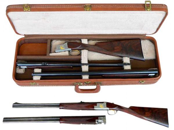 Bockdoppelbüchse FN B25, Kal. 30/06, 20/76