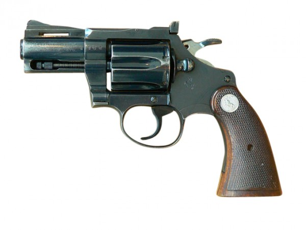 Revolver Colt Diamondback 2 ½ Zoll, Kal. .38 Special