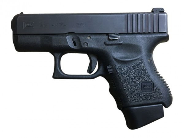 Pistole Glock Mod. 26, Kal. 9mm Luger