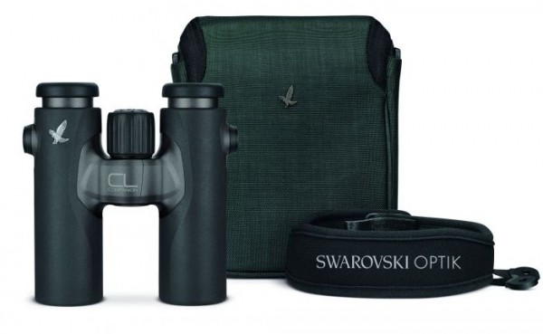Swarovski CL Companion 8x30 B anthrazit + WN Wild Nature Zubehörpaket