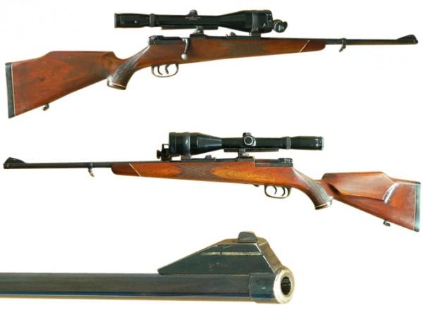 Repetierbüchse Mauser 66 Kal. 30-60 mit ZF