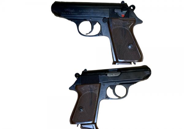 Walther PPK 9mm kurz