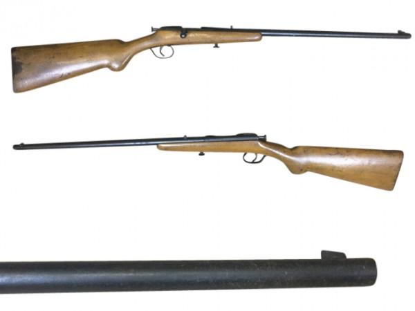 Einzelladerbüchse, Geco Mod. 1922, Kal. 9 mm Flobert