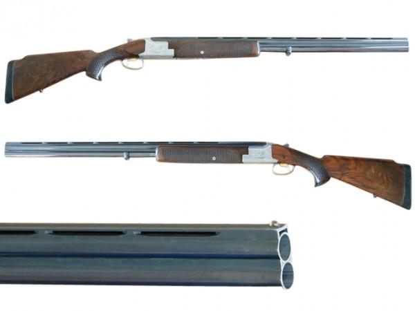 Bockdoppelflinte FN C II, Kal. 12/70