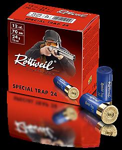 ROTTWEIL 12/70 Special Trap 2,4mm 24g 250 Schuss